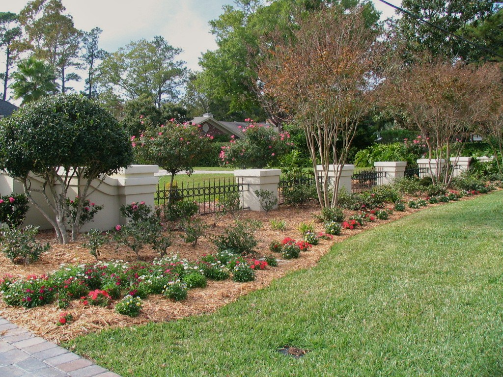 Landscape gallery outdoor design gallery jacksonville fl for Garden design jacksonville fl