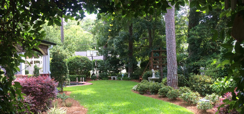 Custom landscape design outdoor design jacksonville fl for Garden design jacksonville fl
